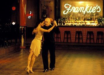Robert Duvall dancing argentine tango with Luciana Pedraza in ...