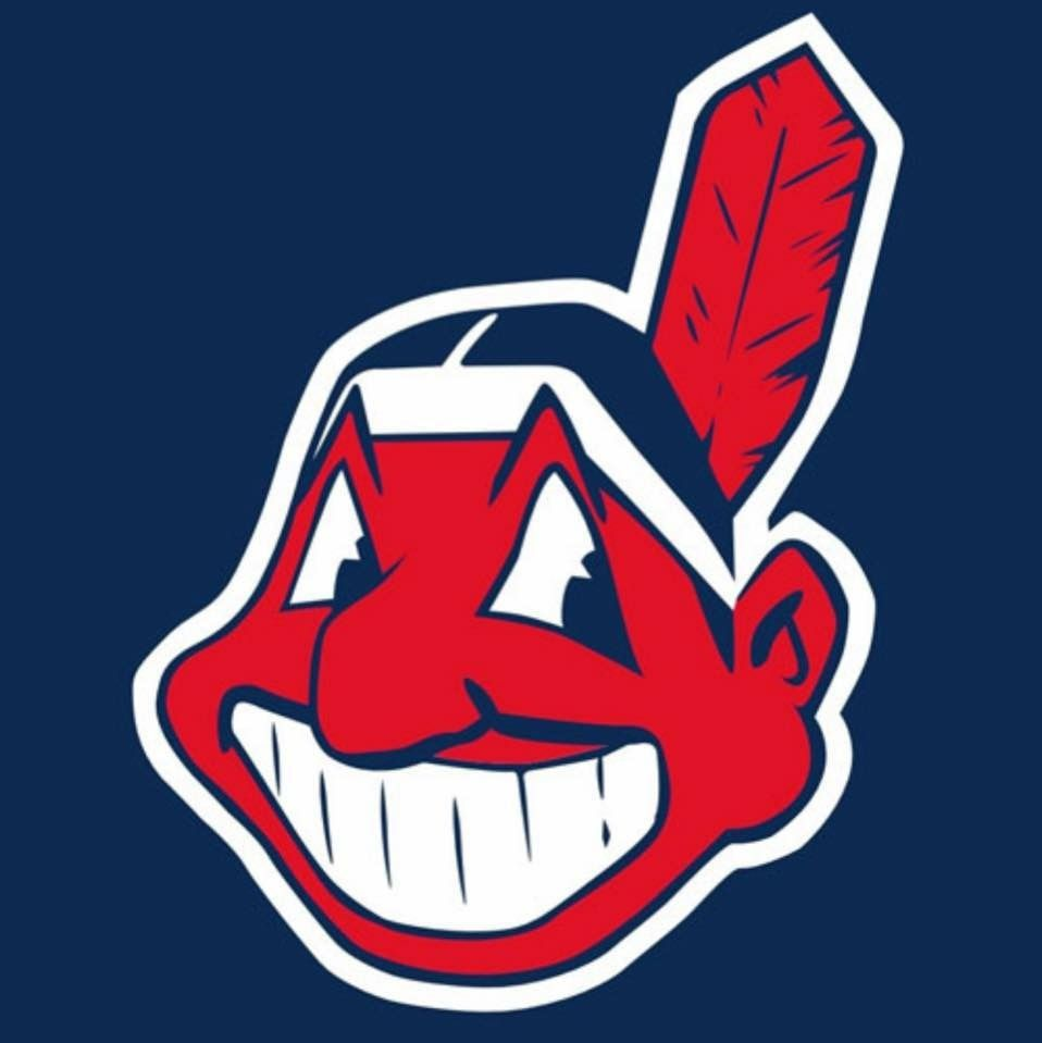 Pin By Michelle Hill On Ohio Proud Cleveland Indians Logo Cleveland Indians Baseball Cleveland Indians