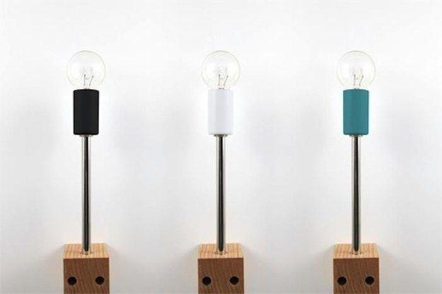 Dieser Laden gekauften suchen Lampe DIY Ansprüche auf nur noch zehn Minuten dauern. | The 52 Easiest And Quickest DIY Projects Of All Time