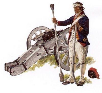 Royal Artillery Saratoga campaign | Revolutionary War