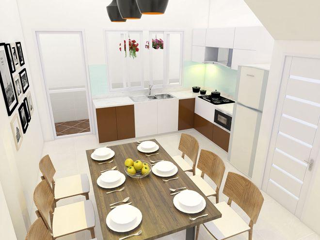Tư vấn xây nhà ống 51 m2 với 4 phòng ngủ - VnExpress Gia đình