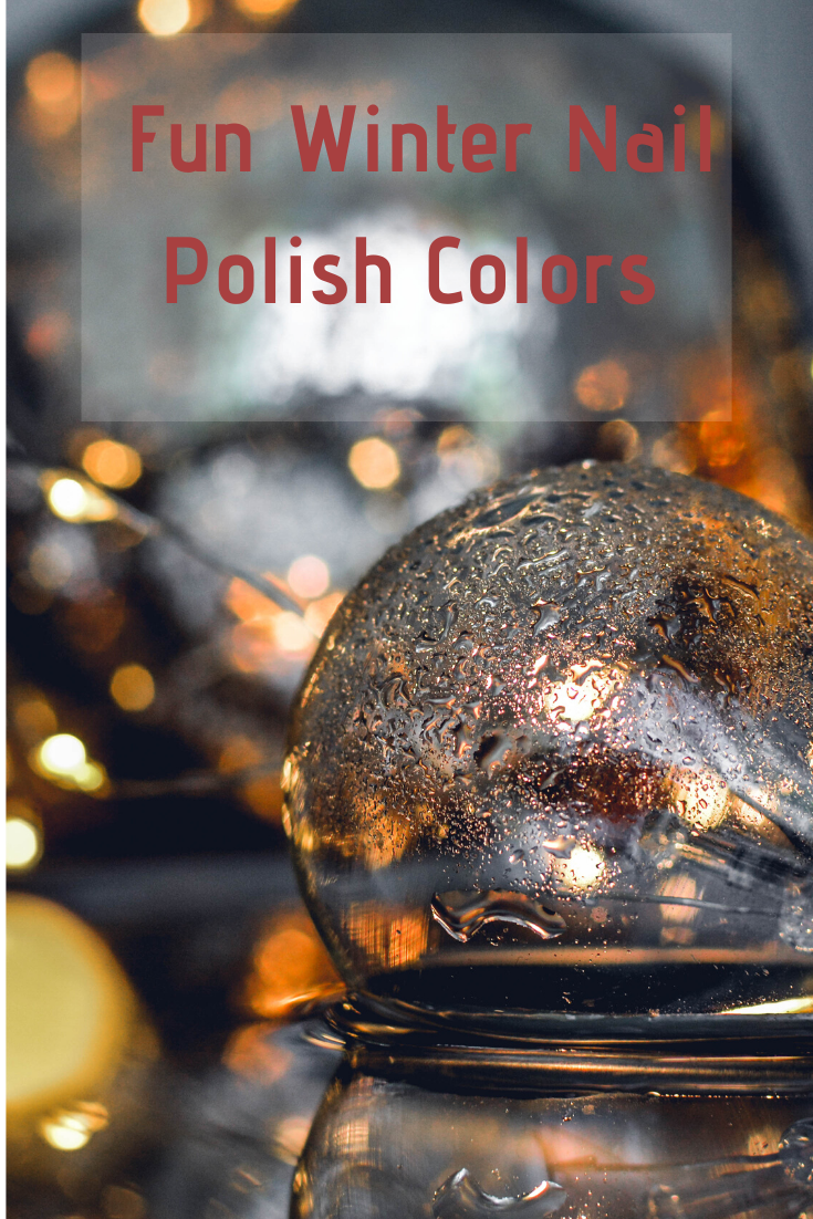 Best Winter Nail Polish Colors