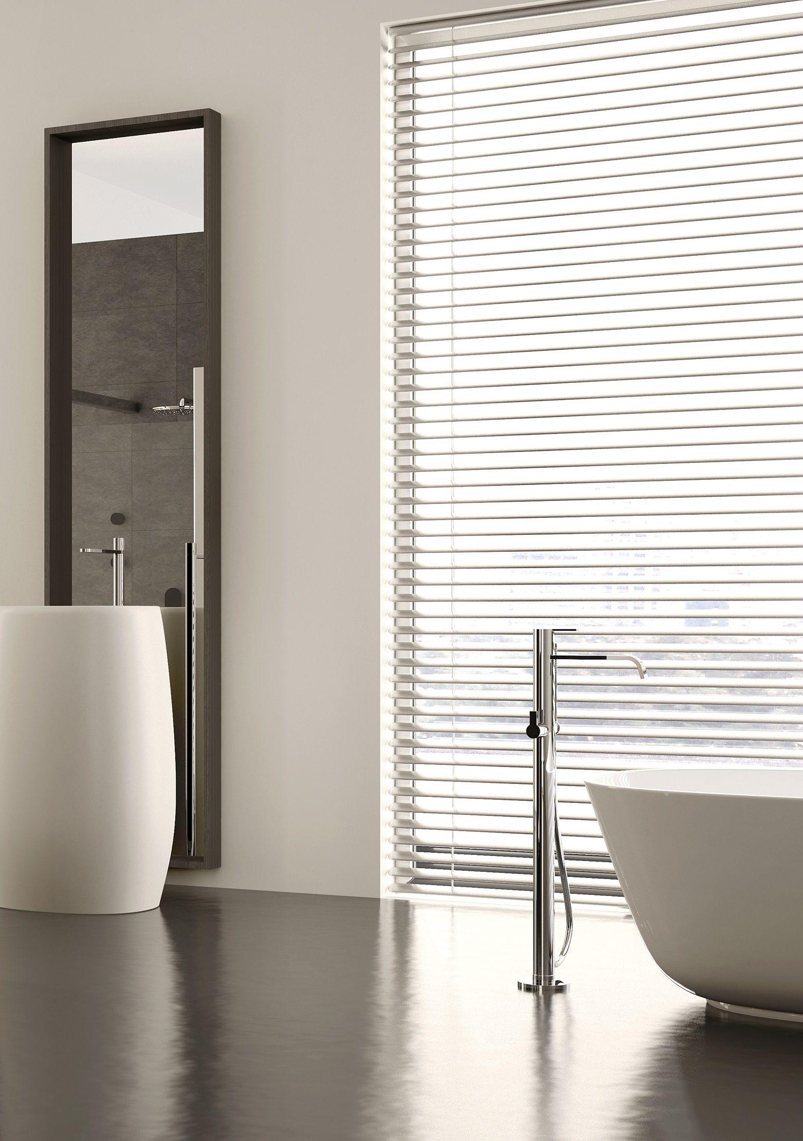 Een strakke, moderne badkamer? Waar moet je speciaal op letten? En ...