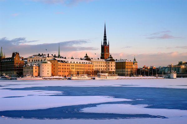 Fabuleux stockholm-paysage-hiver | Mon tour du monde | Pinterest | Suède VL27