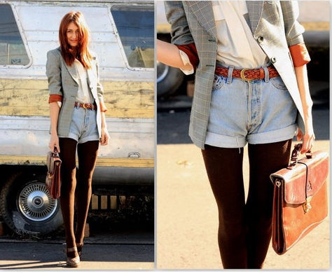 Hipster Clothes <3     And they're mixed with Vintage Items O.o   Why is this so perf??
