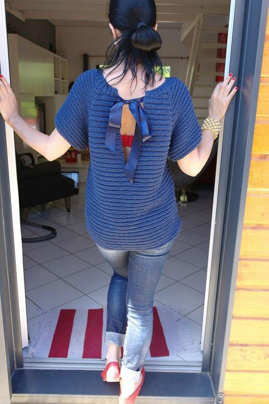 pull phildar laine aviso | Tricot phildar, Tricot