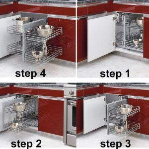 Genial Deep Corner Cabinet Storage