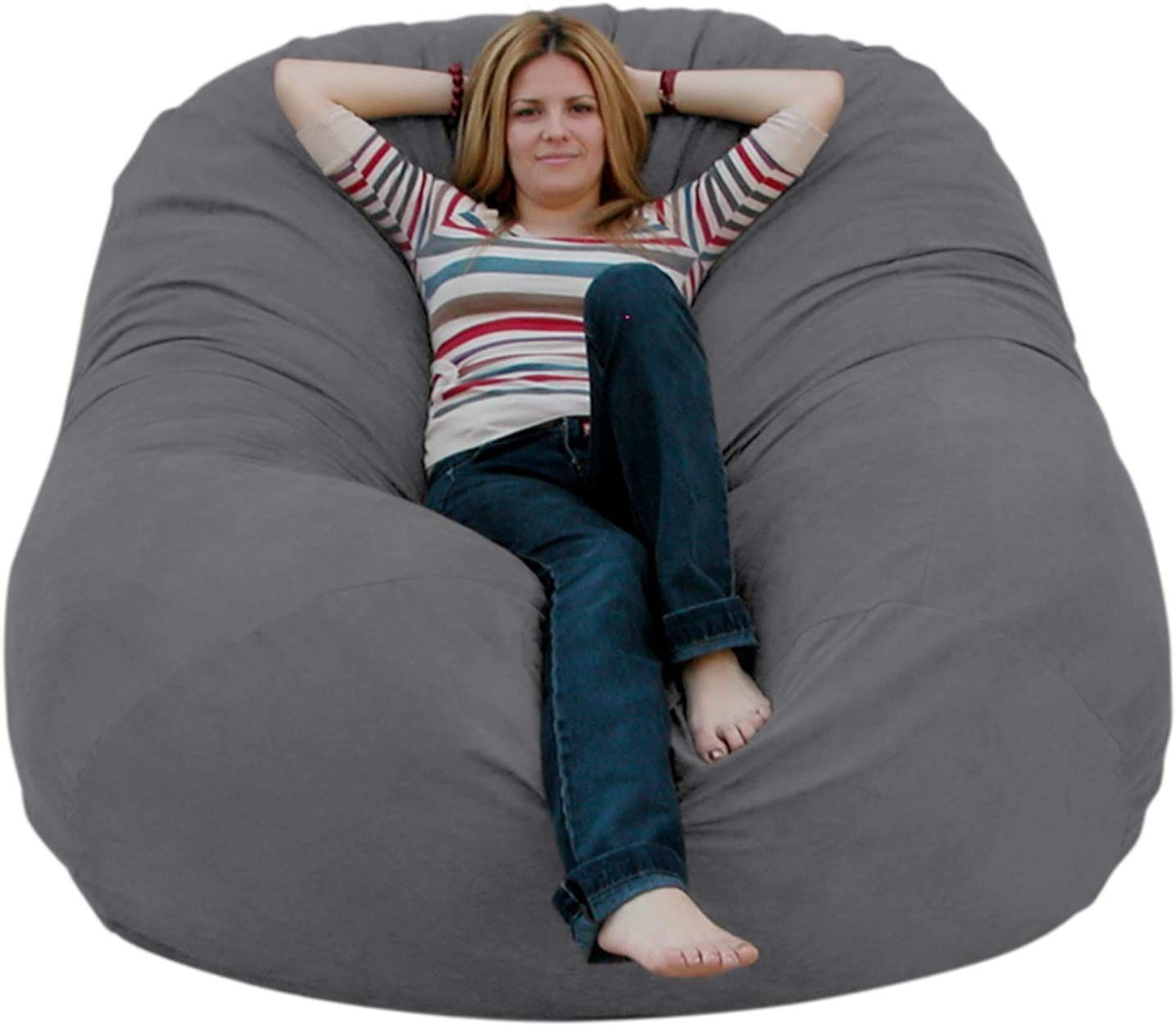 Enhance Your Comfort With These Bean Bag Chairs Amazon Offers Bean Bag Chair Big Bean Bag Chairs Big Bean Bags High quality bean bag chairs