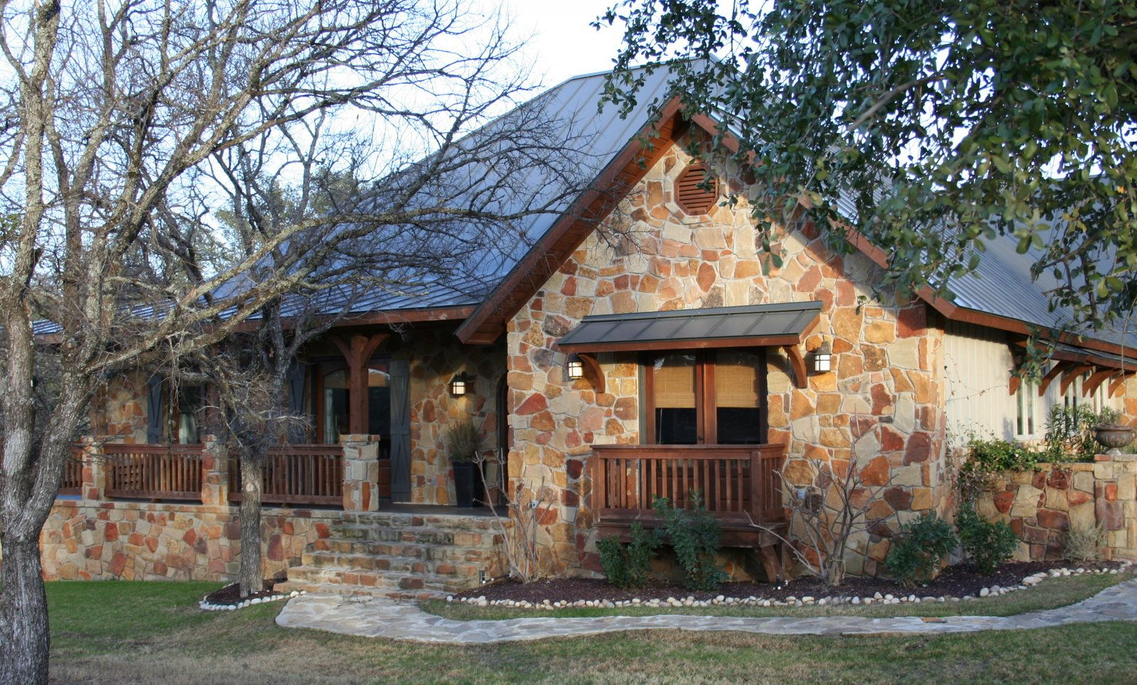Pin by kim delosier on oklahoma stone cottages pinterest Building a house in oklahoma