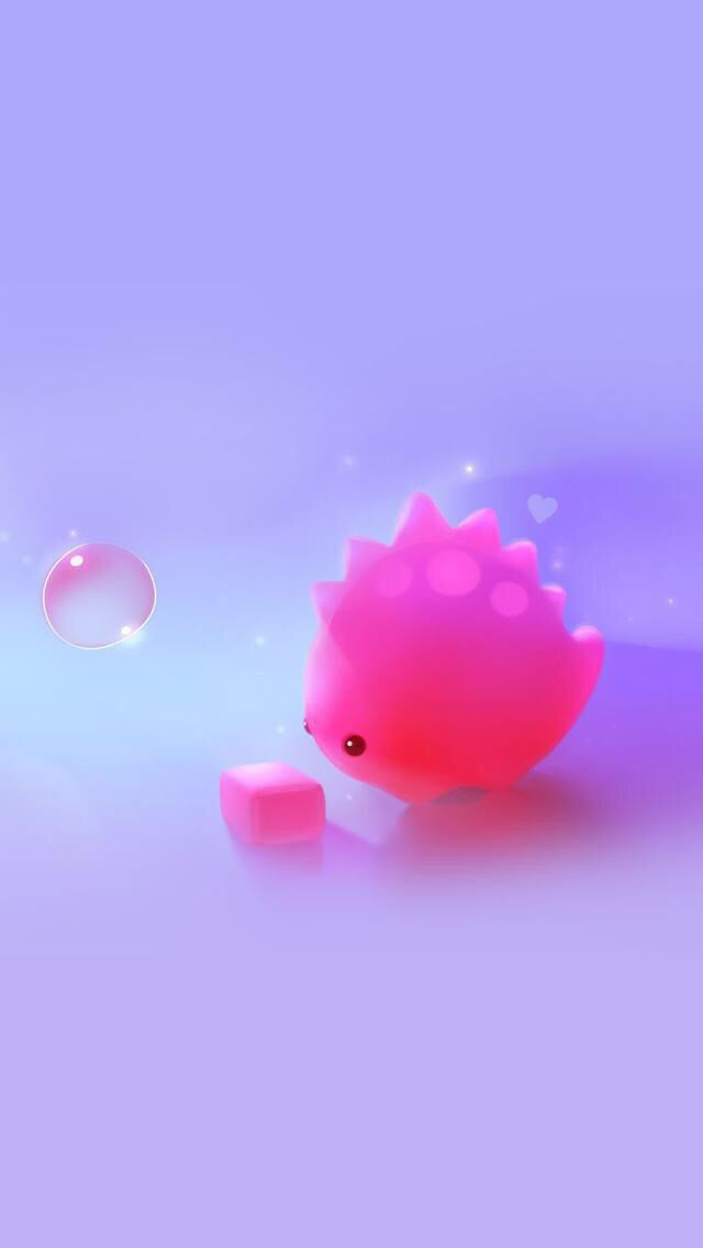 Little cute dinosuar thing Cute wallpapers for ipad