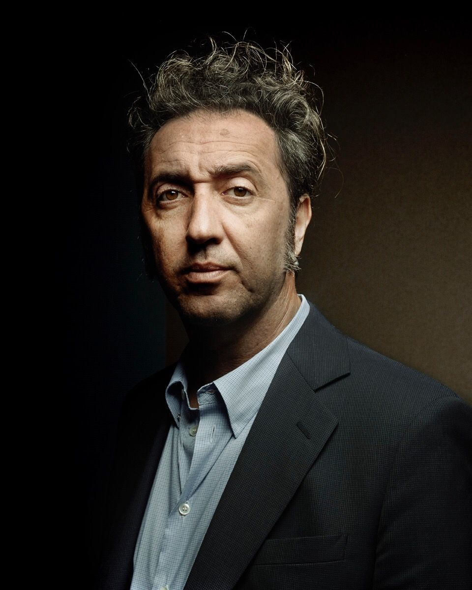 Paolo Sorrentino david donatello 2019