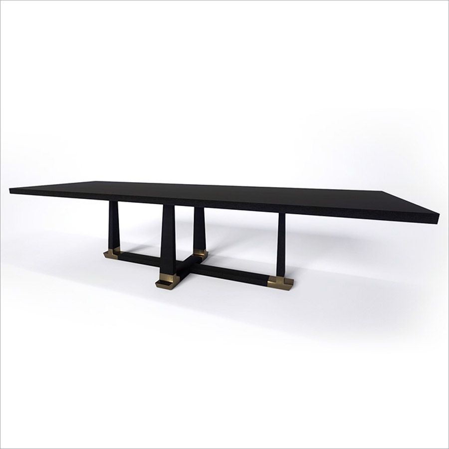International Concepts Dining Espresso 48 X 30 Inch Solid Wood Top
