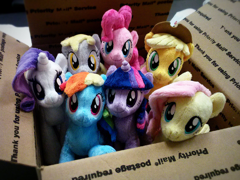 Pony Pack.   ;-)