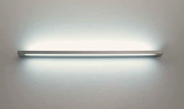 Luminaire applique linéaire fluorescent  SLIM WALL