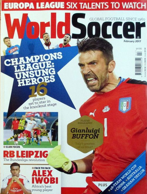Pin By Appleby Library On New Magazines With Images Soccer Europa League Sports