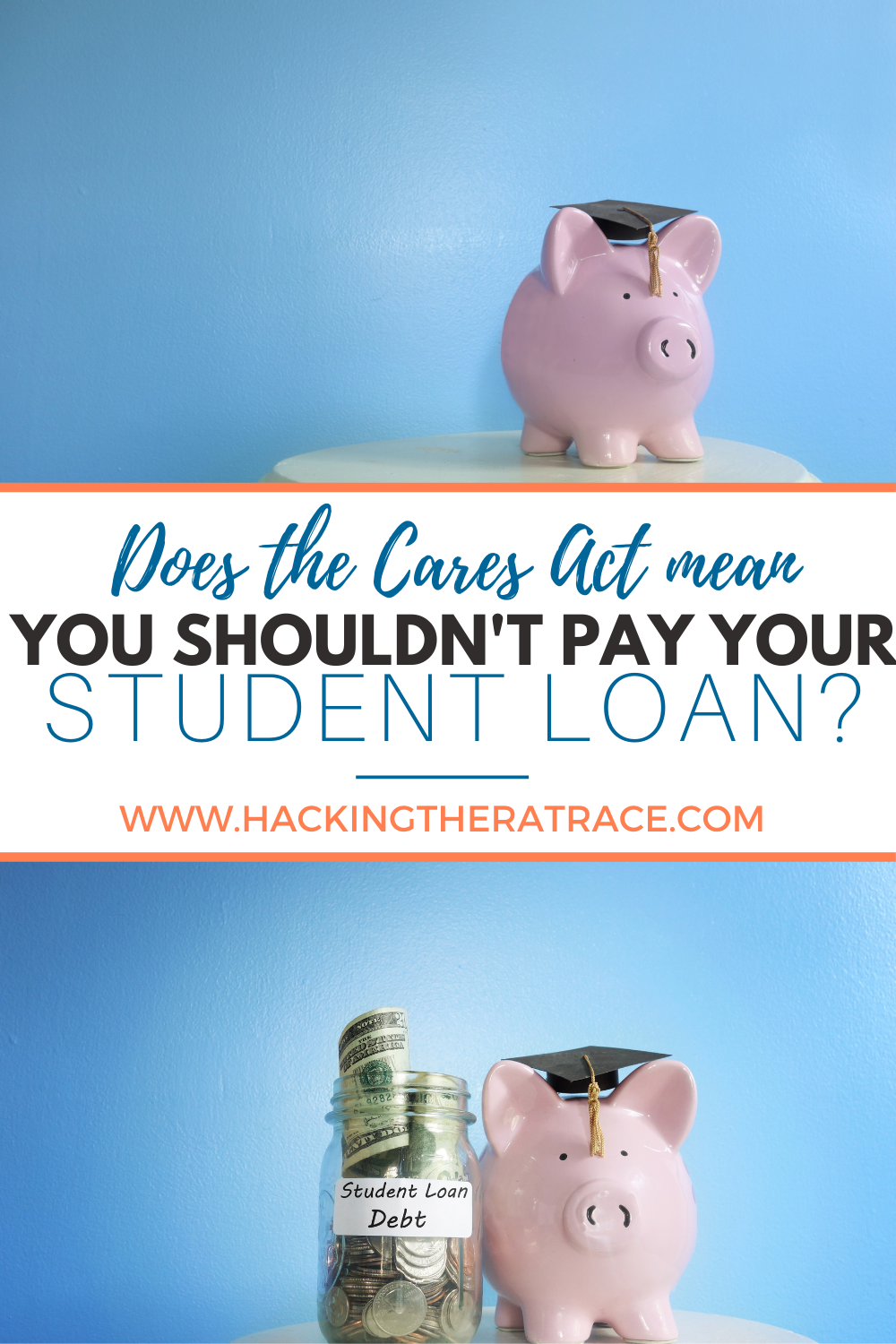 Does The Cares Act Mean You Should Quit Paying Your Student Loan In 2020 Student Loans Loan Student Loan Debt