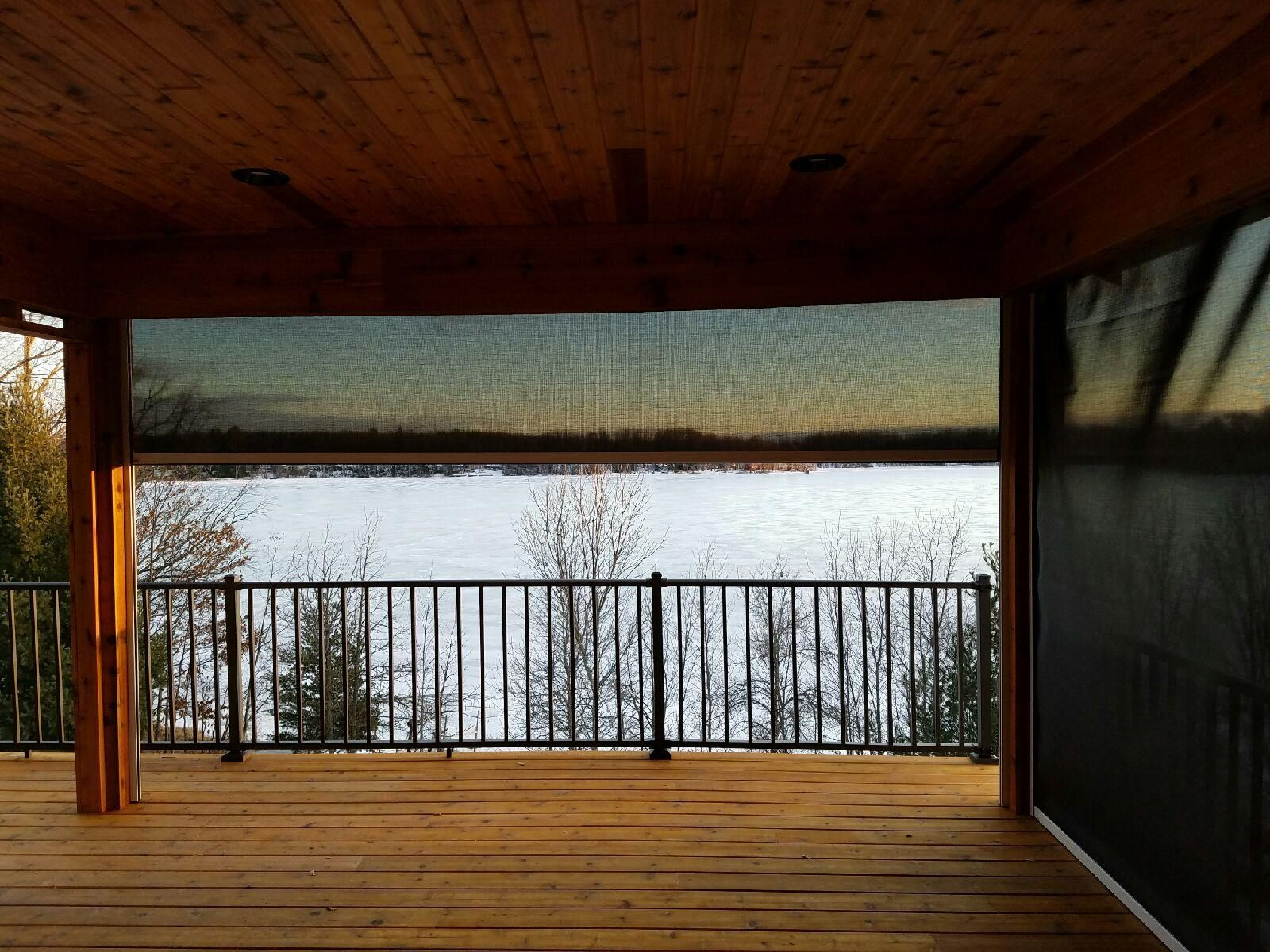 Pin by Specialty Home Solutions on Screens   Shade screen ...