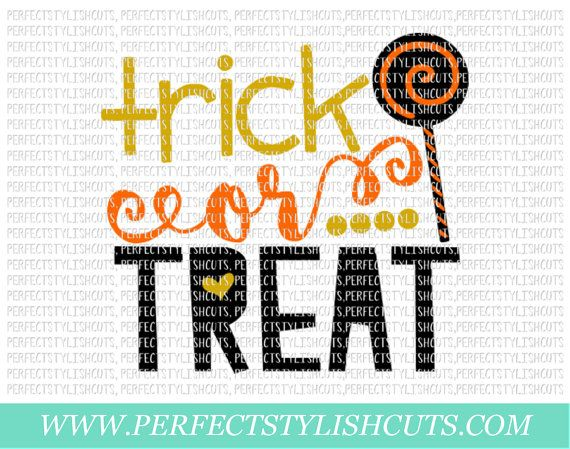 Trick Or Treat Svg File For Cricut Halloween Svg Etsy Svg Files For Cricut Svg Svg Free Files