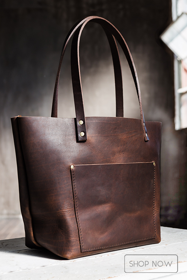 Award Winning Leather Bags Handmade In