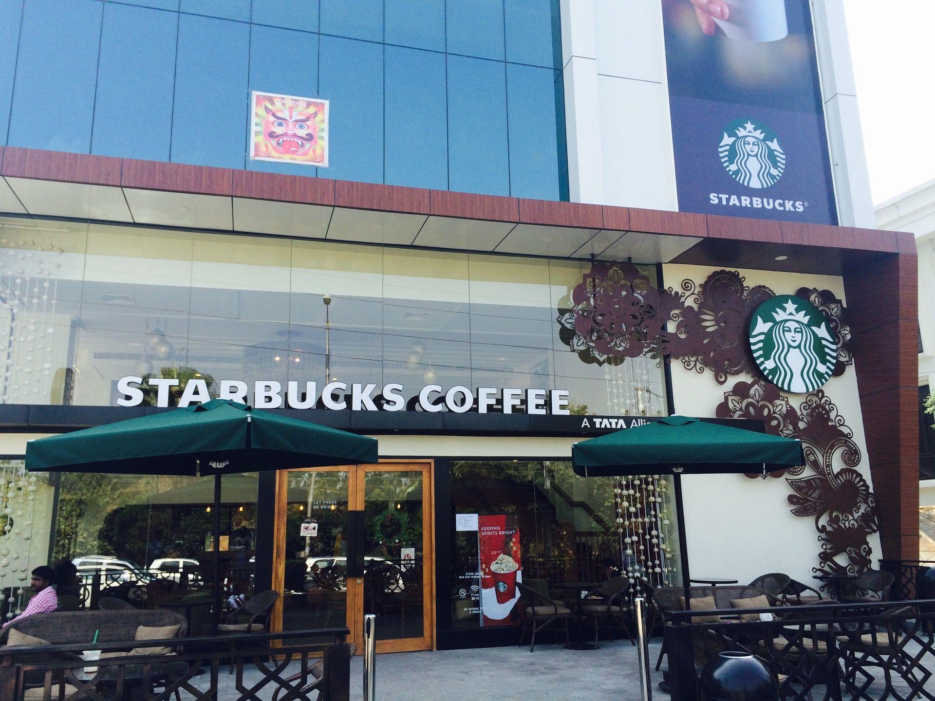 Starbucks Coffee Shop in Hyderabad, Telangana | PrintNama.com ...