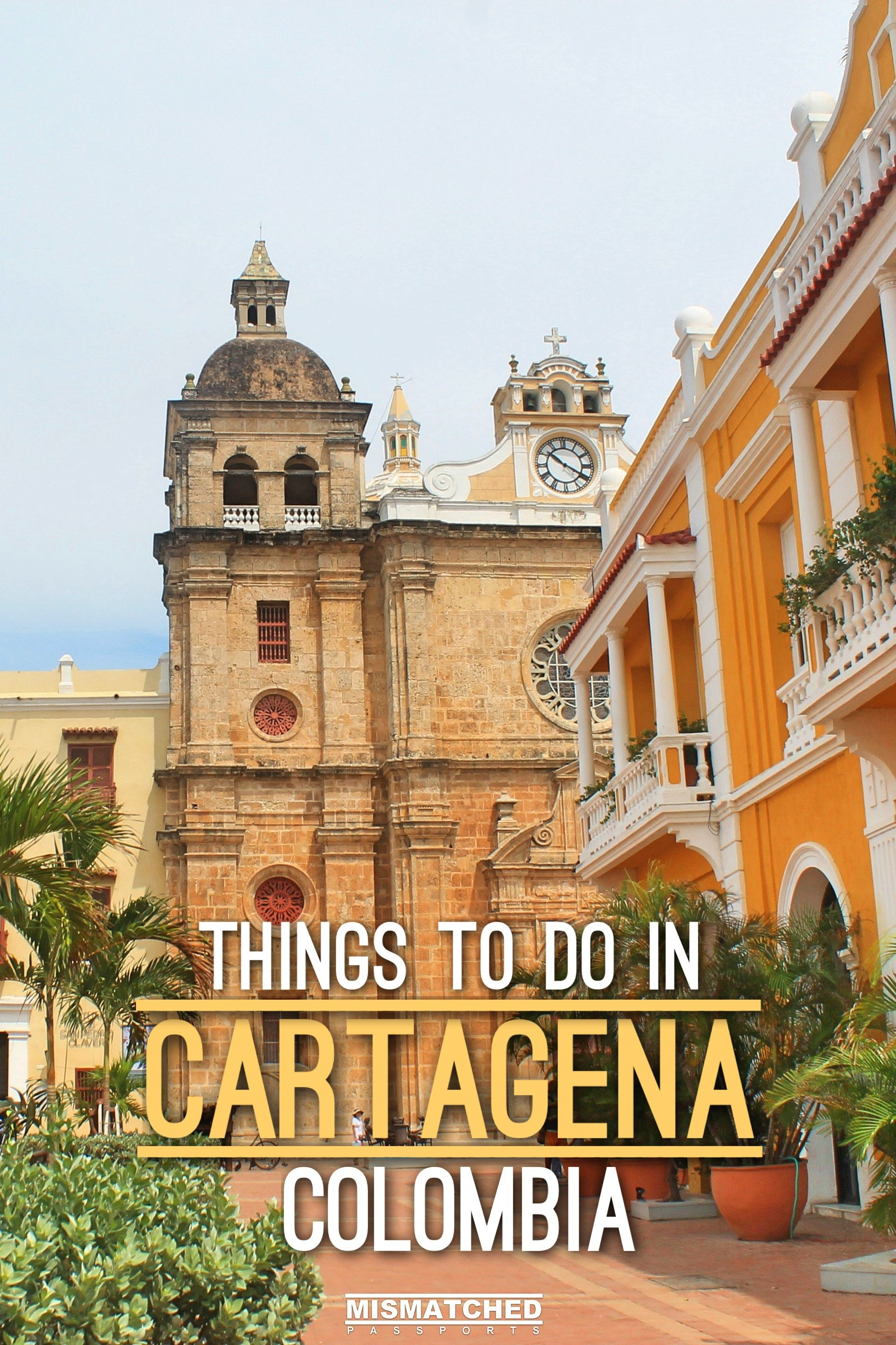 Cartagena: The Colonial Walled City Of Colombia