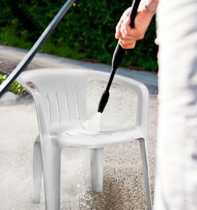 Cleaning Outdoor Furniture Mildew Plastic Patio Chairs Plastic