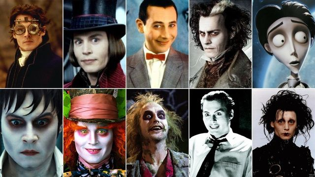 10 Things You Ll See In Almost Every Tim Burton Movie Tim Burton