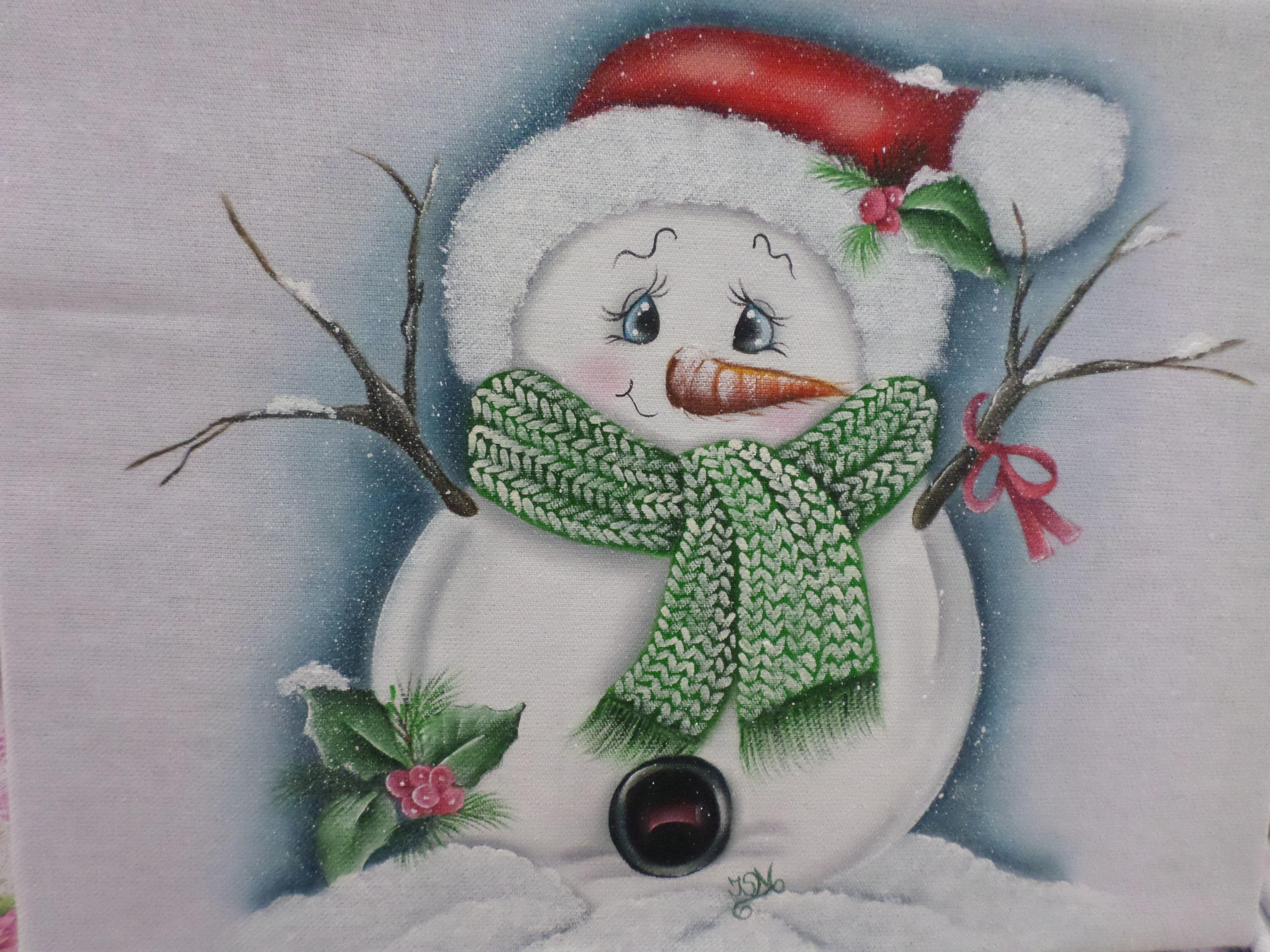 Ivanildartes versatilidade pinturas de navidad - Motivos navidenos para pintar en tela ...