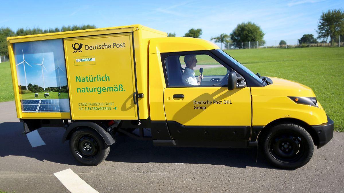 Post Elektrofahrzeuge