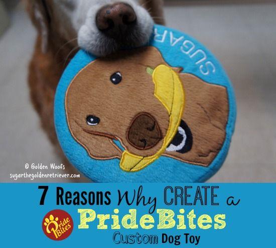 7 Reasons Why Create A Pridebites Custom Dog Toy Custom Dog Toys