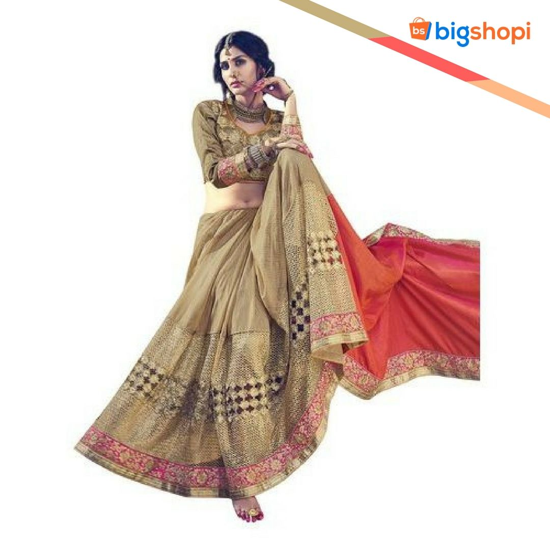 Silk saree lehenga shop for the range of designer sarees silk sarees cotton sarees