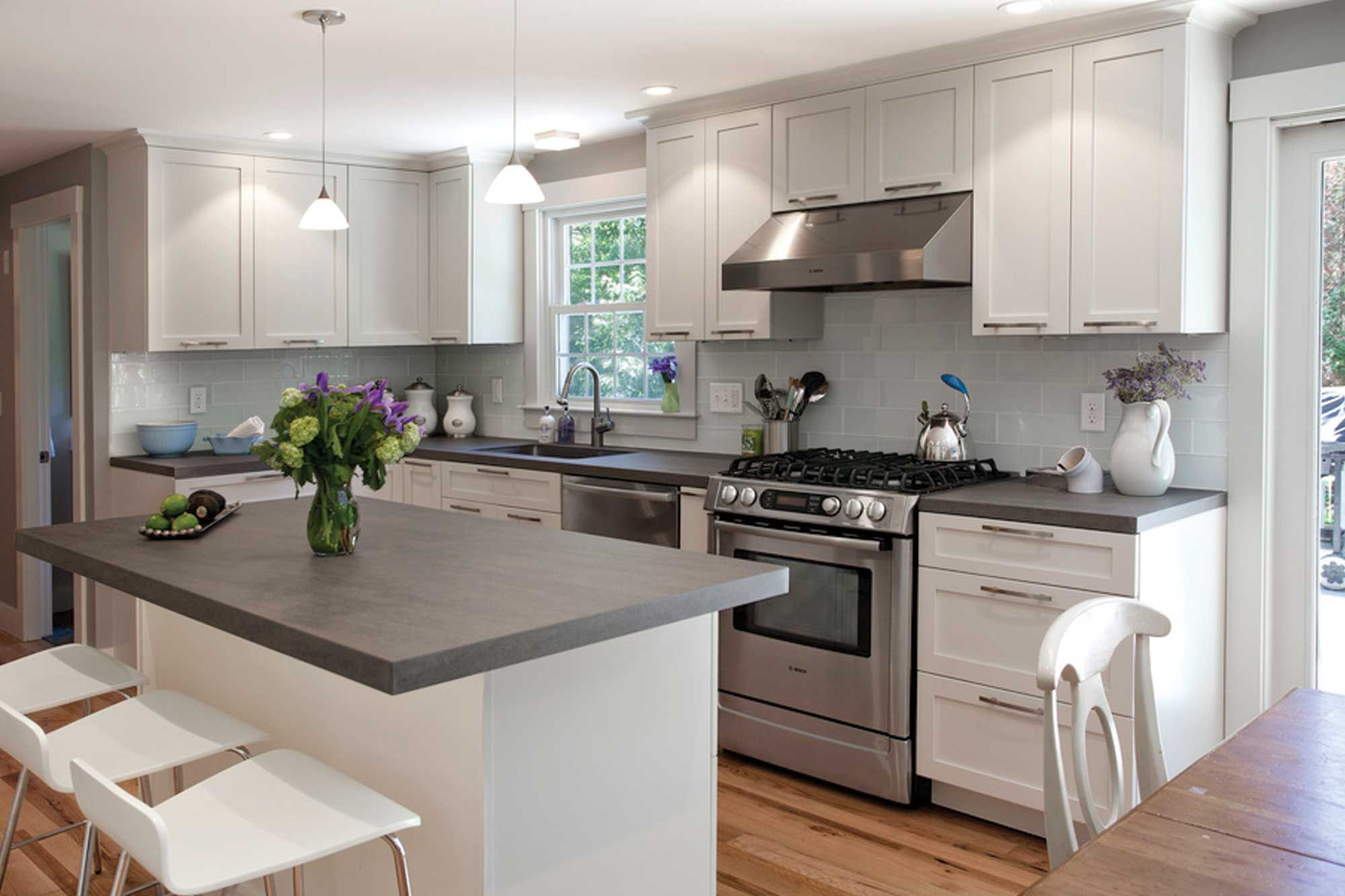 Executive Cabinetry Custom Eco Friendly Cabinets Kitchen Bath Office Executive Cabinet Grey Countertops Gray Kitchen Countertops Kitchen Cabinet Design
