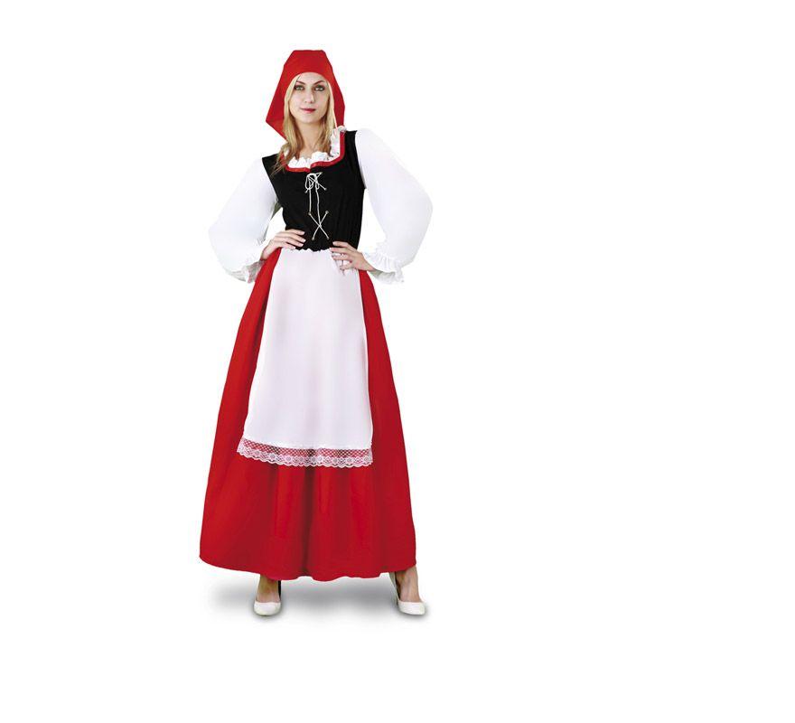 3ba80491c47c2 Déguisement Villageoise Tablier  déguisementsnoël  costumespournoël