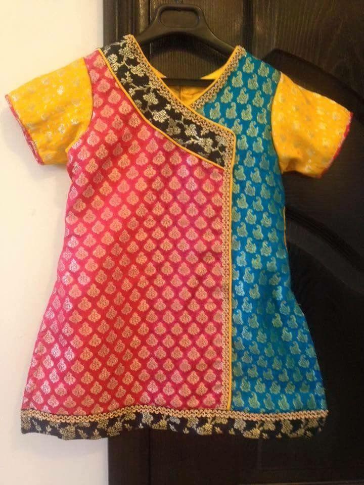 Pin by Semyestasarimevi@gmail.com on kids indian dress | Pinterest ...