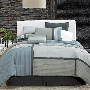 Bedding, Studio Pietro 8-piece Comforter Set - jcpenney $12-30 ...