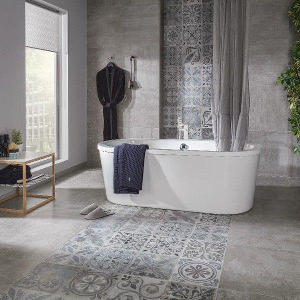 Porcelanosa antique blue setting laundry room for Porcelanosa bathrooms prices