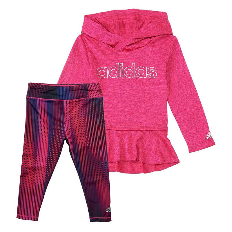 6d01976e adidas 2-pack Legging Set-Baby Girls | Products in 2019 | Adidas ...