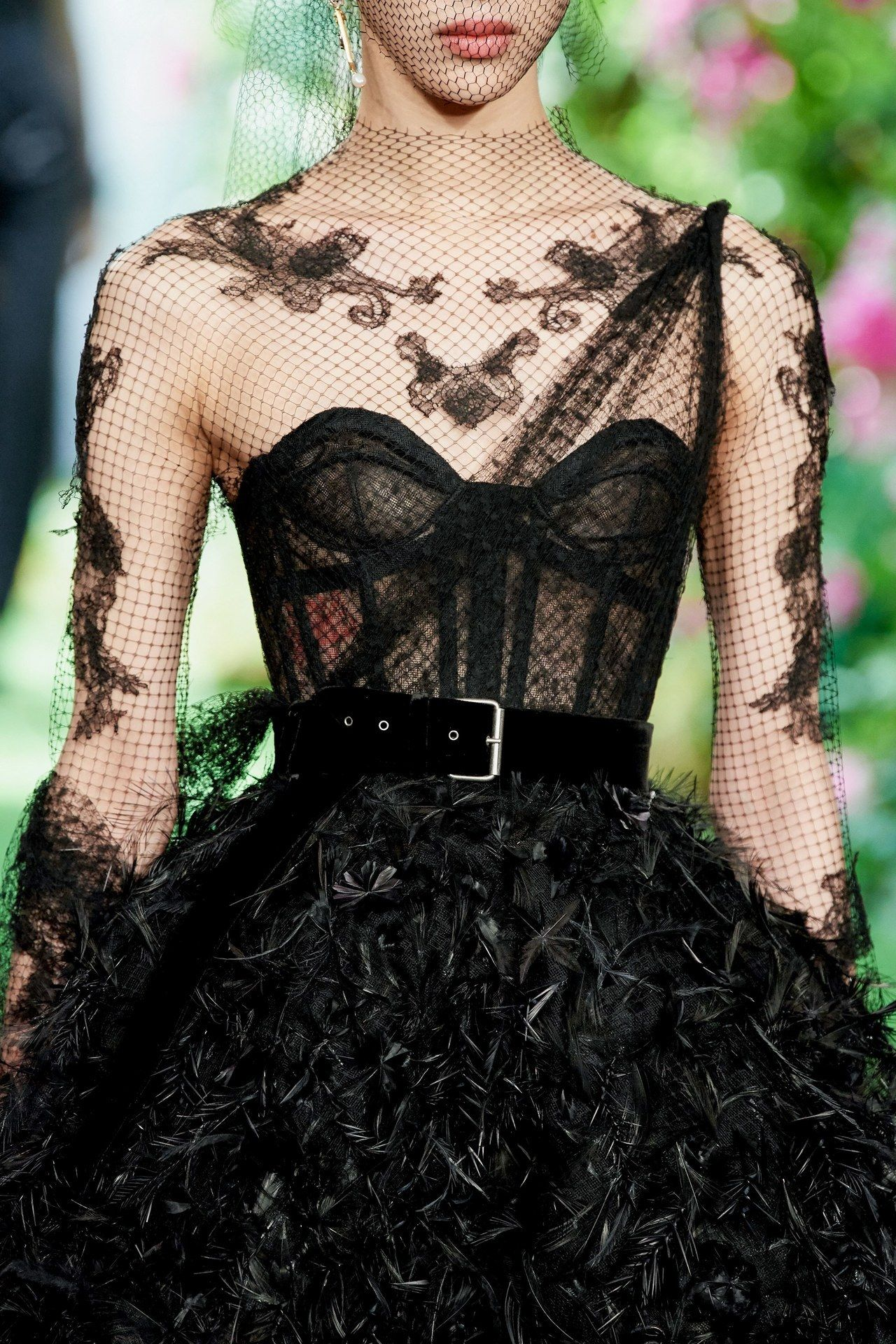 Christian Dior Fall 19 Couture