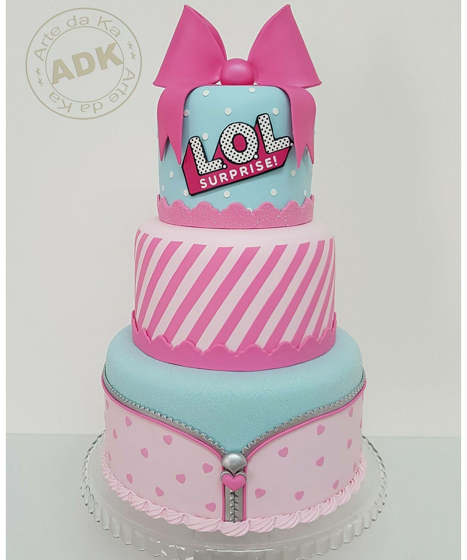 New Theme Here Cake L O L Surprise Available For Lease Only For