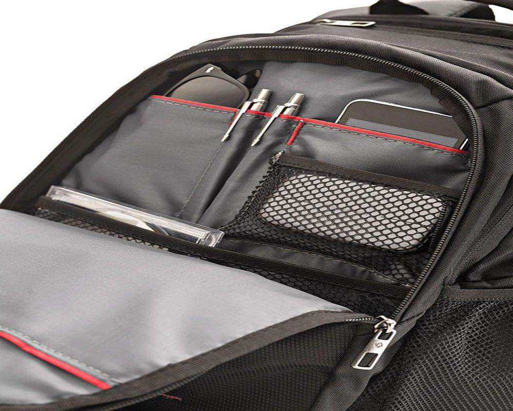 """La Mochila Samsonite GuardlT para portátiles de 17,3"""" es la respuesta perfecta a todos los consumidores que buscan productos de negocios con un atractivo aspecto exterior"""