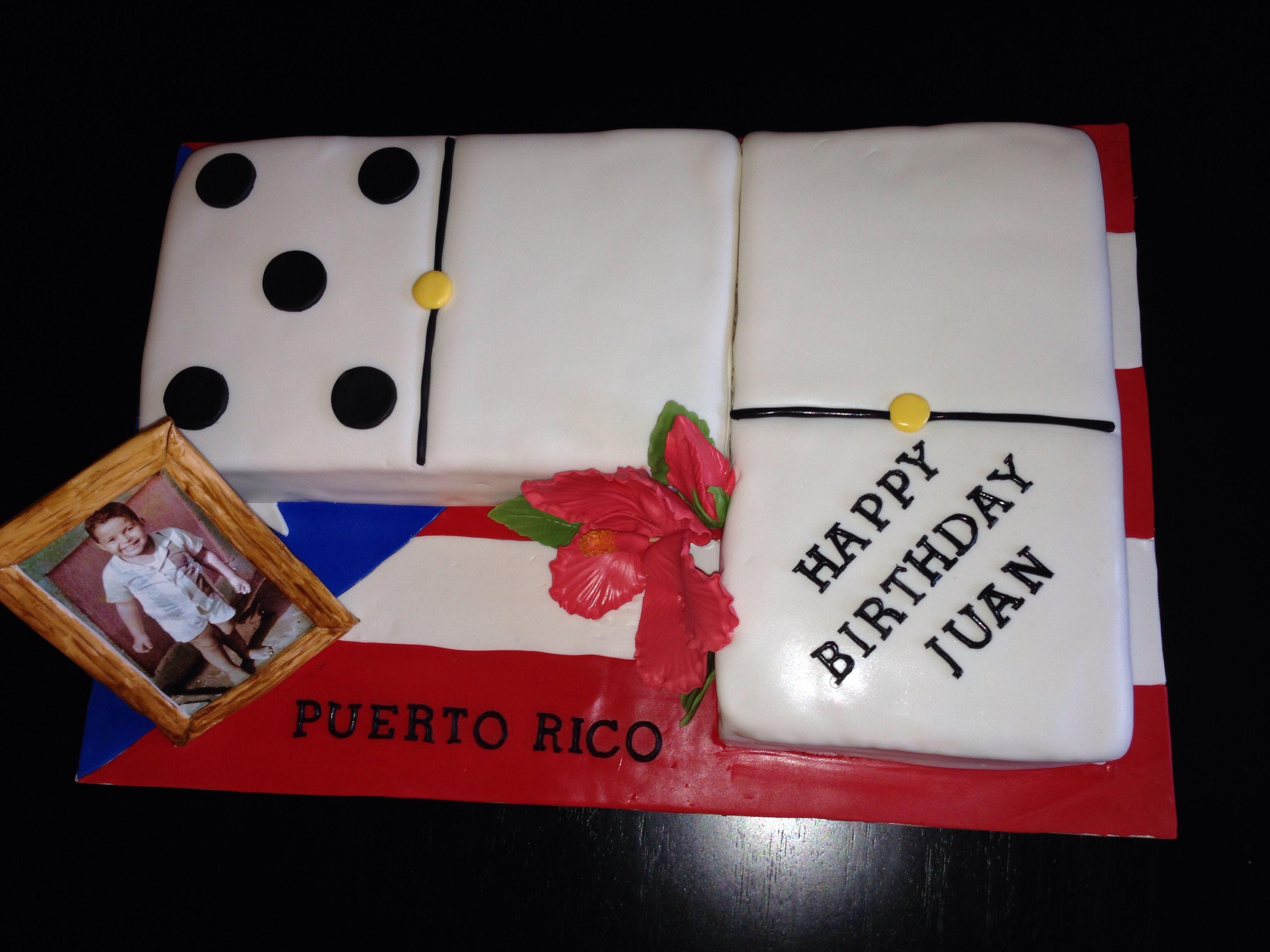 Dominos Cake Puerto Rico Cakes Pinterest Cake Puerto