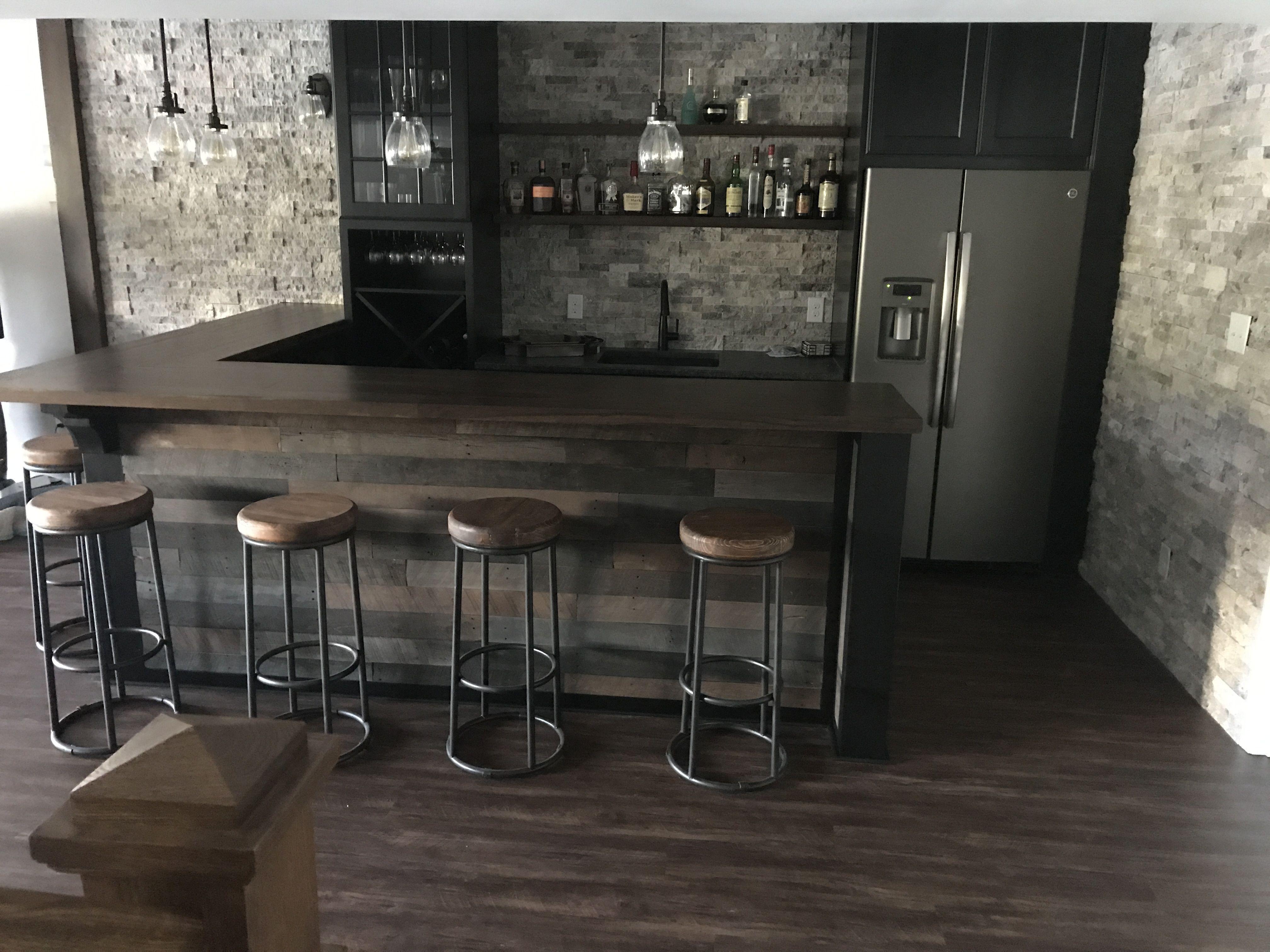 20 Insanely Cool Basement Bar Ideas For Your Home Basement Bar