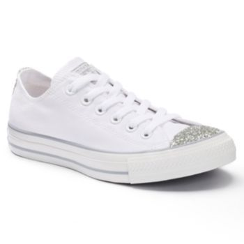 405ef715fa9d Converse Chuck Taylor All Star Sparkle Sneakers for Women