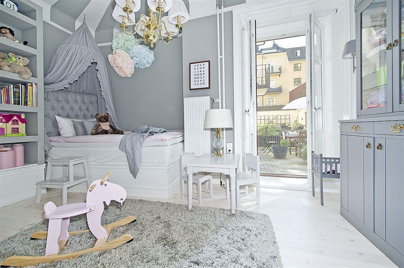 7 Inspiring Kid Room Color Options For Your Little Ones: Pin Tillagd Av Sophia Björnsdotter På M Y H O M E