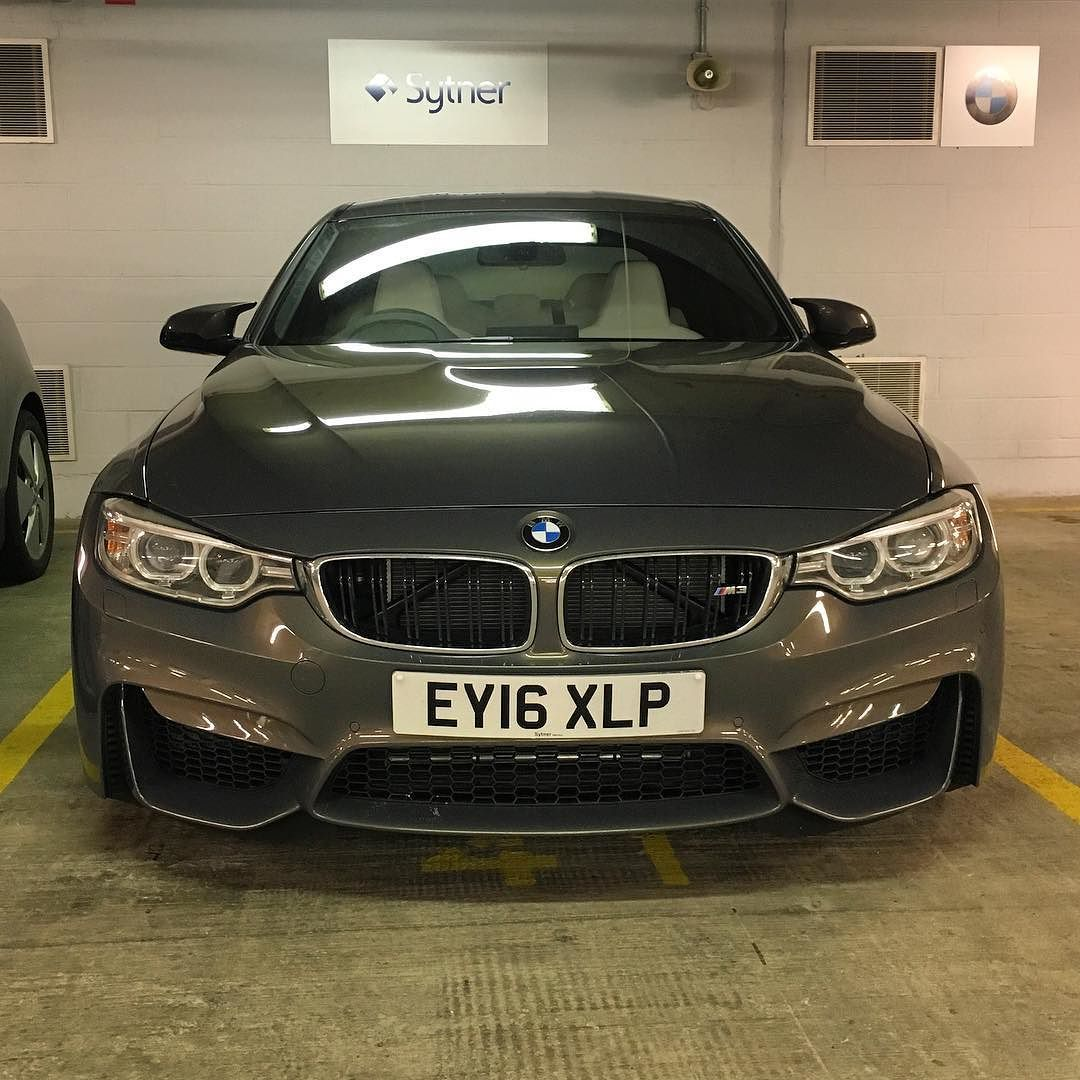 16 Plate 3 Bmw M3 Saloon Individual Dct 16 Plate Fresh
