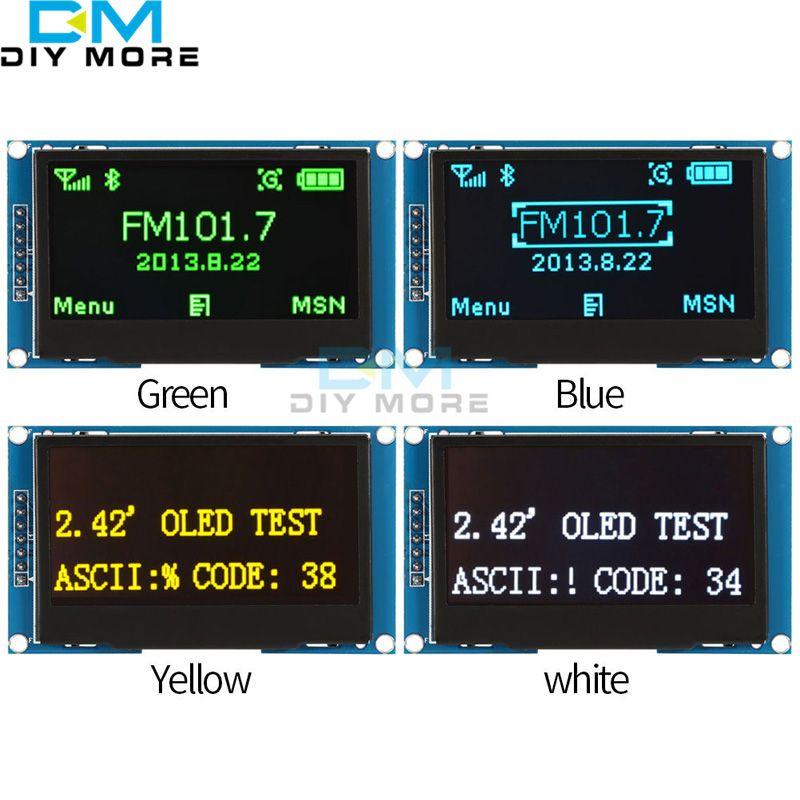 ホワイト/ブルー/グリーン/イエロー2 42