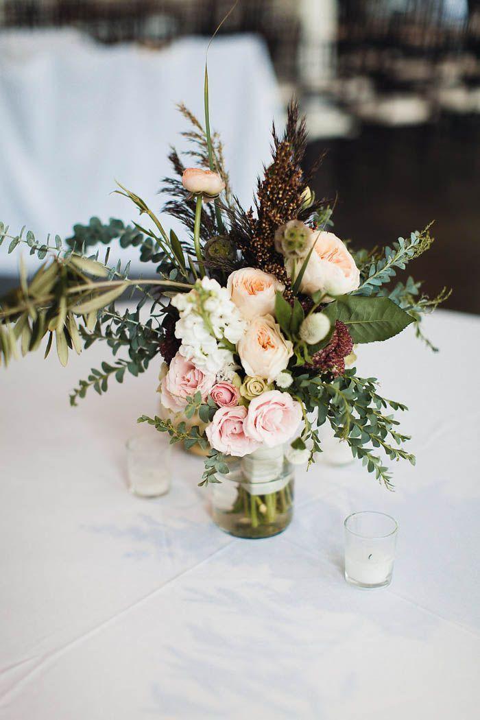Botanical Warehouse Wedding at 701 Whaley | Summer wedding ...