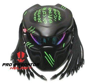 predator motorcycle helmet by pph geek stuff pinterest motorcycle helmet predator and helmets. Black Bedroom Furniture Sets. Home Design Ideas