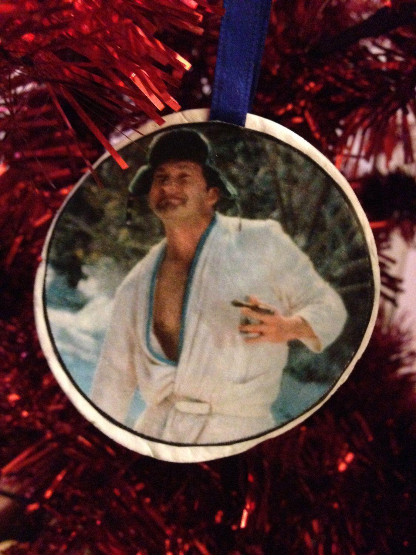 Cousin ornaments - Cousin Eddie Christmas Vacation Ornament