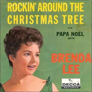 Brenda Lee - Rockin' Around The Christmas Tree recorded by ...